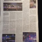 June 2015 - Wheelharmony in Luxemburger WORT June 28th 2015