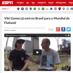 ESPN Brazil Interview