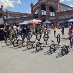 Workshop BMX Madrid June 2014