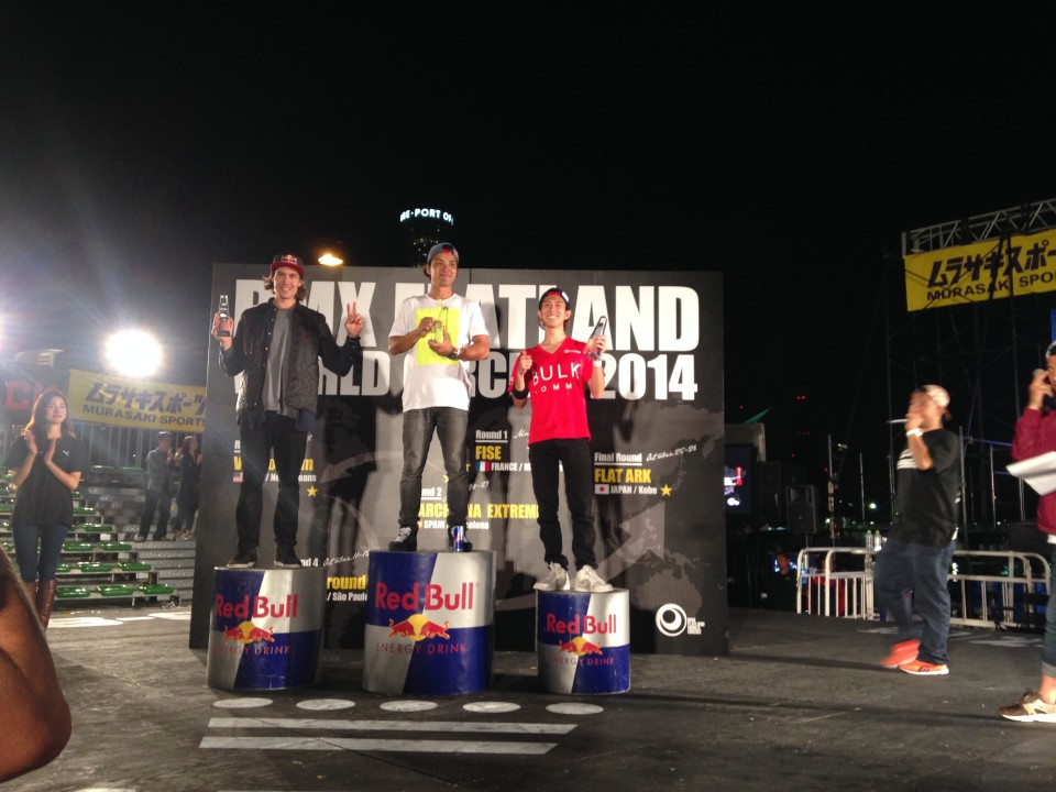 Podium World Circuit 2014 Kobe, Japan