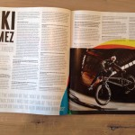 RIDEbmx Transworld Magazine - USA 2014