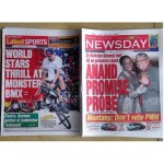 NEWSDAY - Trinidad & Tobago 2014